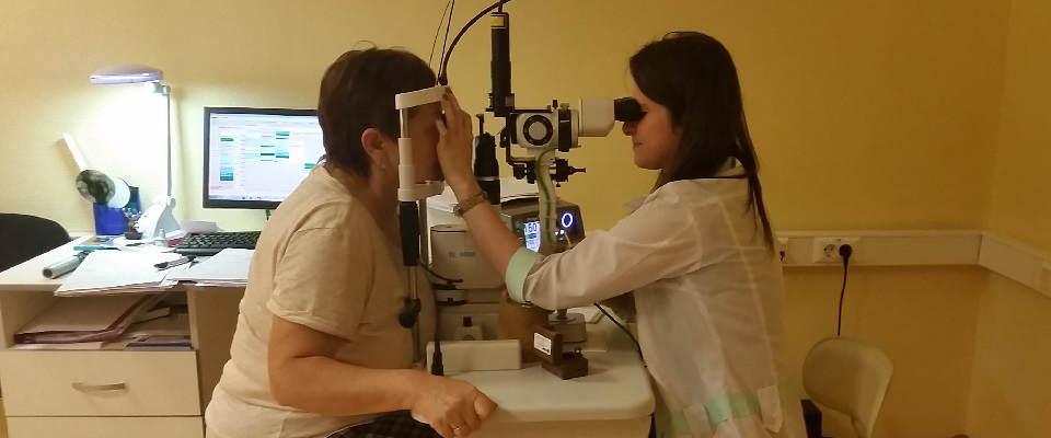 Цены на диагностику и лечение глаз