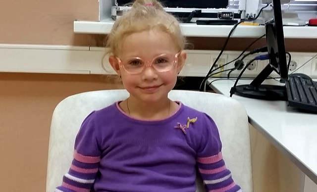 Близорукость (миопия) - очки