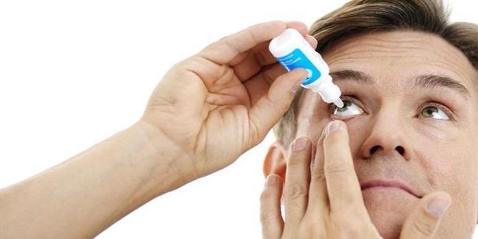 Капли от глазного давления