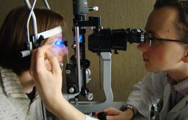 Посттромботическая ретинопатия сетчатки глаза - лечение