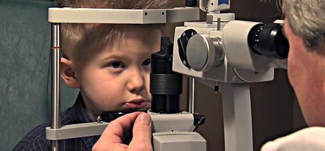 Причины ячменя на глазу у детей